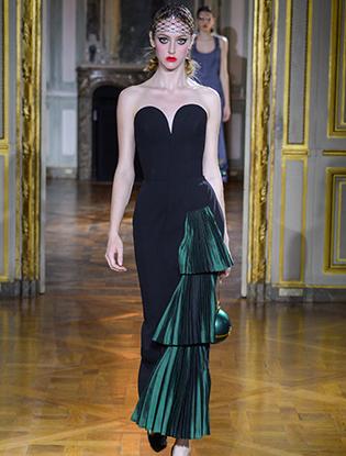 Фото №6 - Неделя Высокой моды в Париже: Ulyana Sergeenko Couture F2015