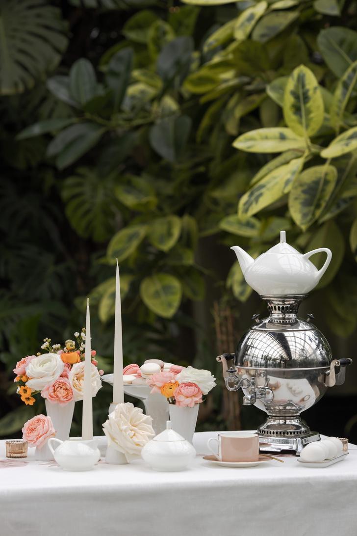 Фото №11 - Jardin Artiparis: коллекция фарфора Натальи Ледо для ИФЗ