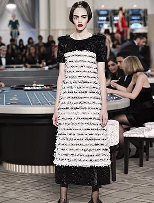 Фото №41 - Неделя Высокой моды в Париже: Chanel FW2015/16