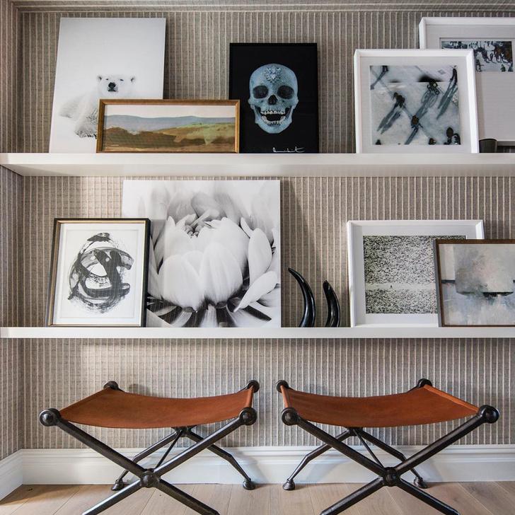 Фото №1 - Картины на стене: 10 идей для домашней галереи