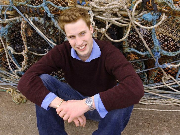 Фото №2 - Зачем принц Уильям представлялся людям чужим именем (и каким именно)