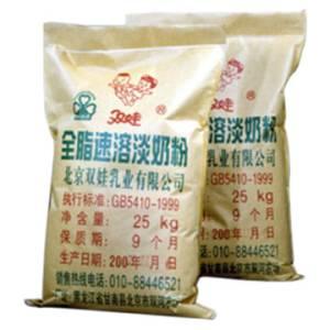 Фото №1 - Китайское молоко на экспорт