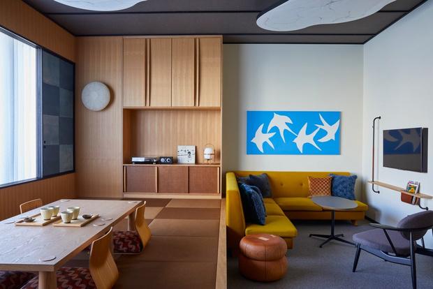 Фото №3 - Отель Ace Hotel в Киото по проекту Кенго Кумы
