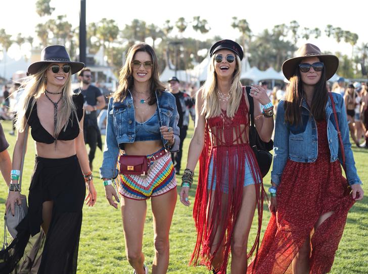 Фото №1 - Как фестиваль Coachella стал модной неделей для миллениалов