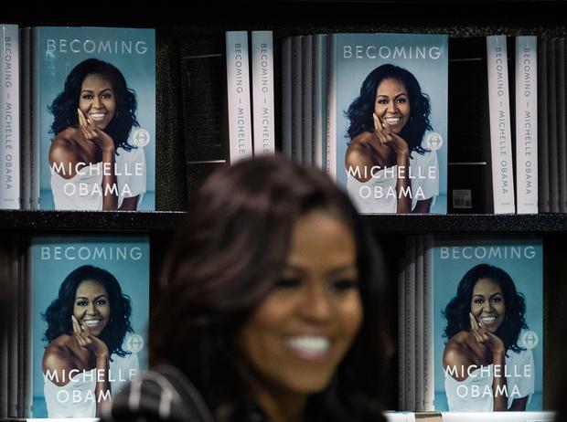 Фото №16 - Мишель Обама и ее триумф: как проходило «становление» Первой леди