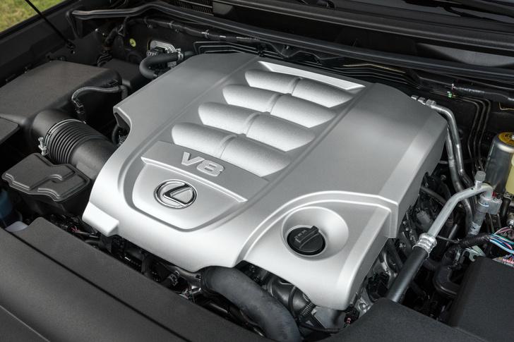 Фото №4 - 5 железобетонных фактов о Lexus LX