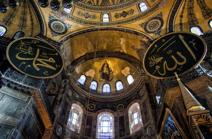 Фото №4 - 10 фактов о соборе Святой Софии