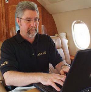 Фото №1 - Интернет в самолете