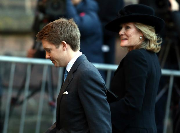 Фото №3 - Самый завидный холостяк Британии: что нужно знать о Хью Гросвеноре, крестном принца Джорджа