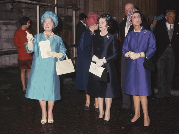 Фото №3 - Неизвестная история вражды принцессы Марины Кентской и Королевы-матери