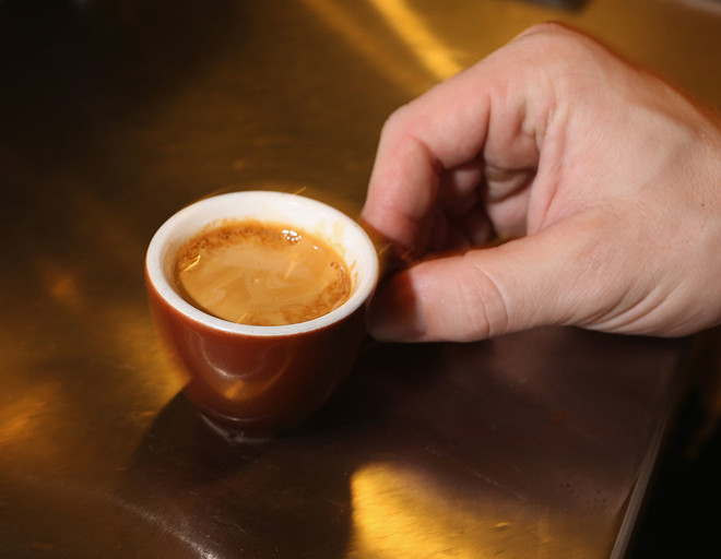 приготовление кофе по восточному