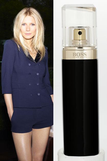 Гвинет Пэлтроу (Gwyneth Paltrow), лицо аромата Boss Nuit
