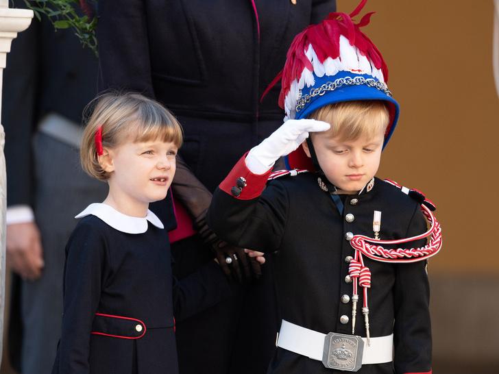 Фото №32 - Сильные гены: как выглядят потомки принцессы Монако Грейс Келли