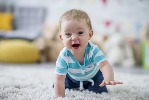 Фото №10 - Лучший способ успокоить плачущего ребенка по знаку зодиака