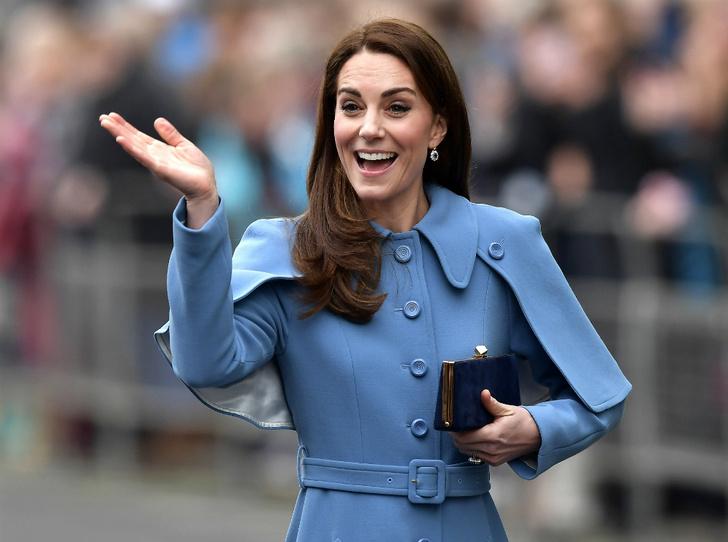 Фото №1 - Спортсменка и хулиганка: какой герцогиня Кейт была в школе