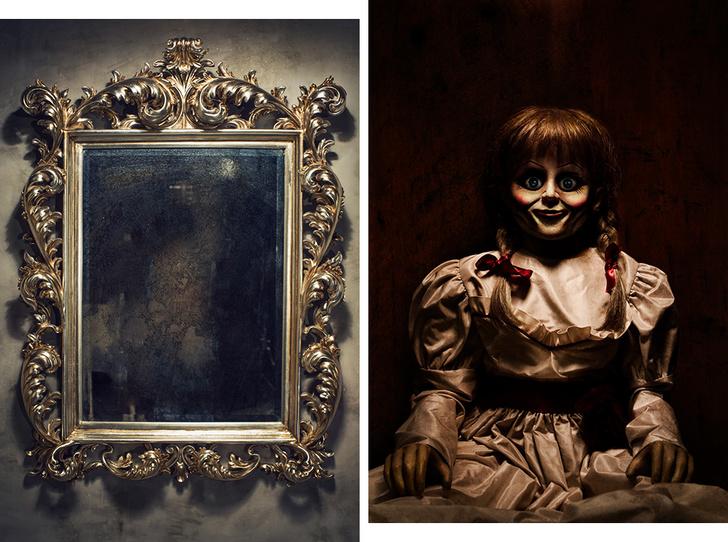Фото №1 - Кукла-убийца и зеркало страха: 7 жутких историй проклятых вещей