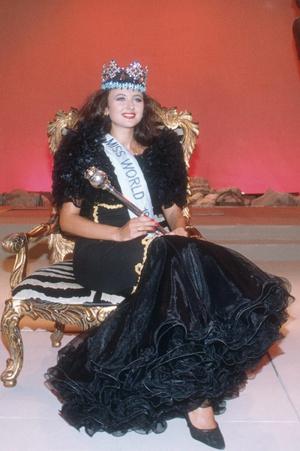 Фото №13 - Самые яркие победительницы «Мисс мира» за всю историю конкурса