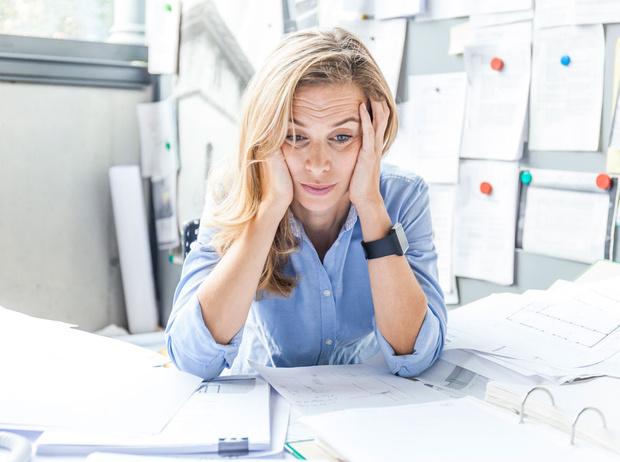 Фото №1 - Как бороться со стрессом на работе