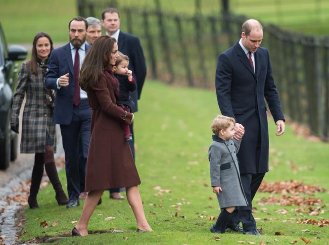 Фото №5 - Неправильное Рождество королевской семьи Великобритании