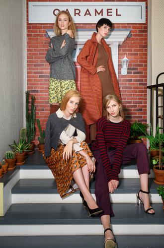 Фото №7 - CARAMEL презентовал первую женскую коллекцию в Москве