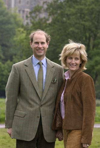 Фото №4 - Любовь не с первого взгляда: тихое счастье Эдварда и Софи Уэссекских
