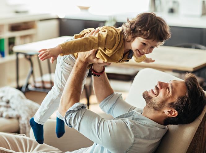 Фото №6 - Как воспитать счастливого ребенка
