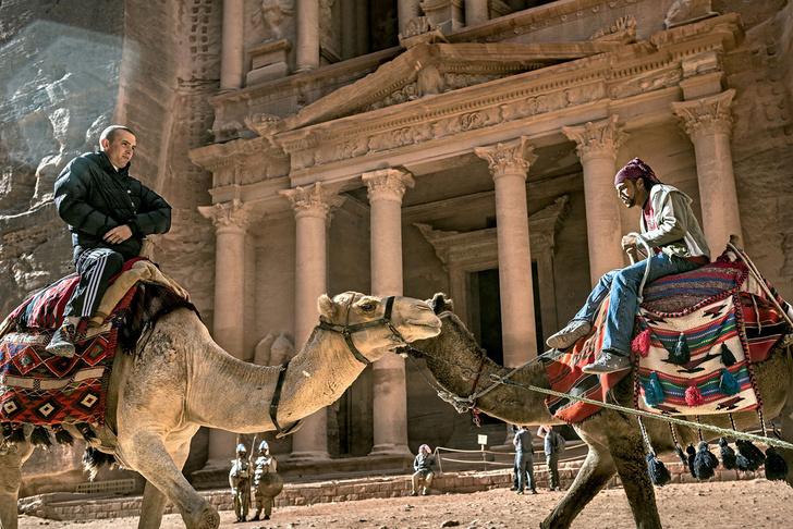 Фото №1 - Горцы в пустыне