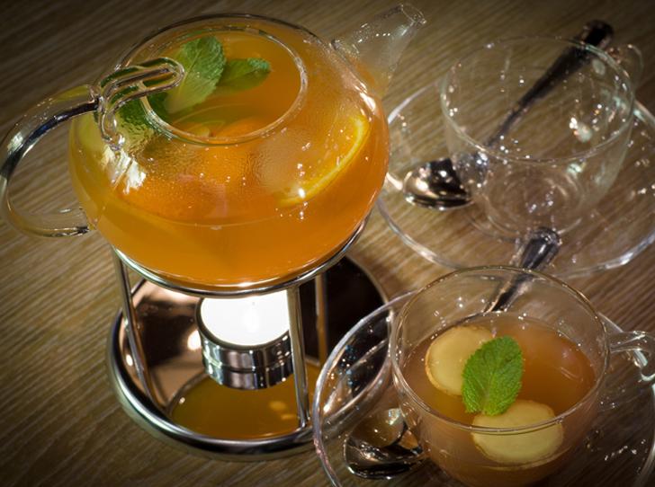 Фото №4 - Польза витаминных чаев (с рецептами)