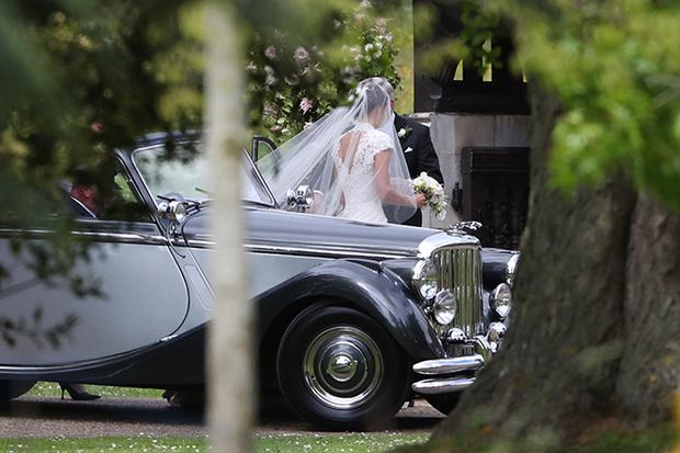 Фото №22 - Свадьба Пиппы Миддлтон
