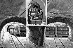 Фото №1 - Как в Чикаго появилось метро?