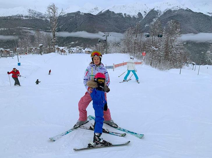 Фото №7 - Катерина Шпица: «Для меня французские Альпы – это горнолыжная романтика»