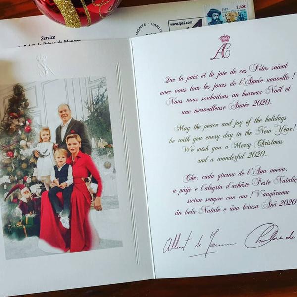 Фото №14 - Самые милые и долгожданные рождественские королевские открытки 2019