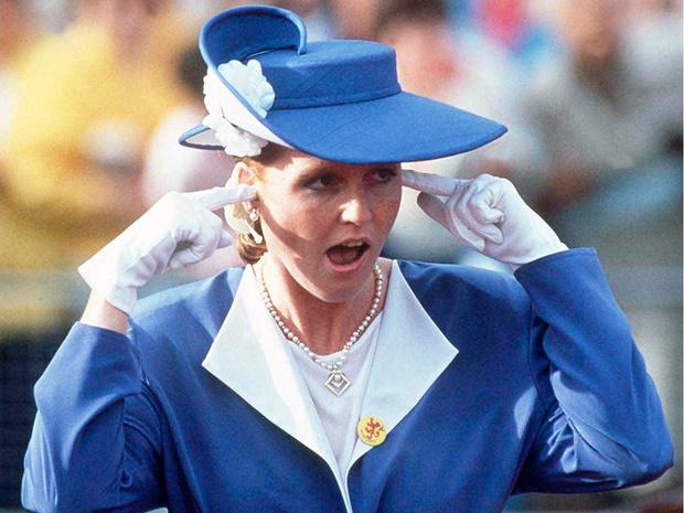 Фото №1 - Знакомство с родителями: как Сара Фергюсон «провалила» первую встречу с Королевой и принцем Филиппом