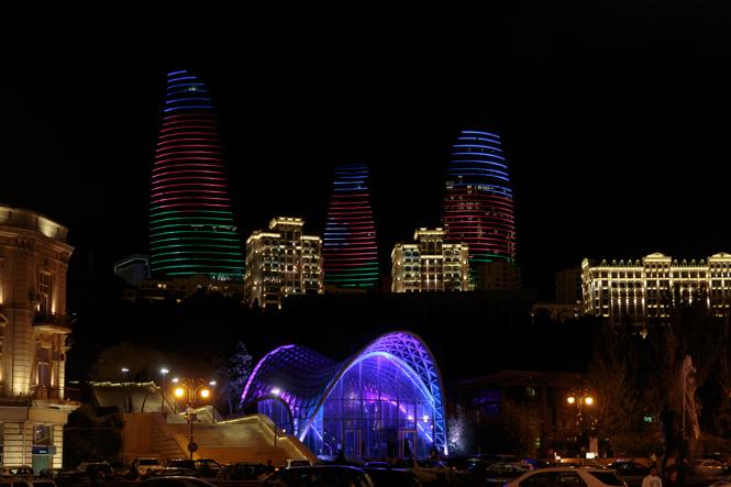 Фото №23 - На Восток: едем на шоппинг в Баку