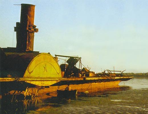 Фото №1 - Охотники за пароходами