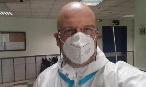 Фото №1 - Ковид-диссидентам: приглашаем в инфекционный стационар без средств индивидуальной защиты
