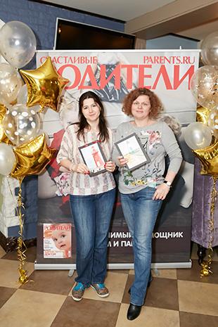 Ольга Пушкина и Олеся Купневская (Медиаком)