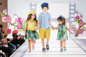 Фото №2 - Неделю моды BOSCOSFASHIONWEEK 2015 открыли детские показы