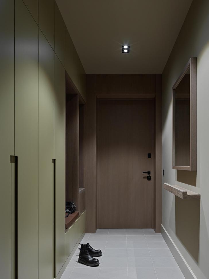 Фото №21 - Все краски осени: уютная московская квартира 70 м²