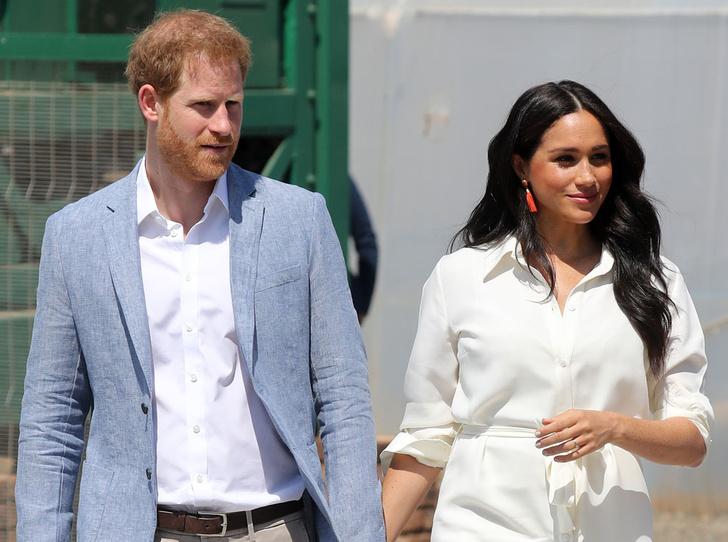 Фото №1 - Принц Гарри и герцогиня Меган подали в суд на таблоид
