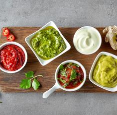 Оттенки вкуса: 20 рецептов интересных соусов