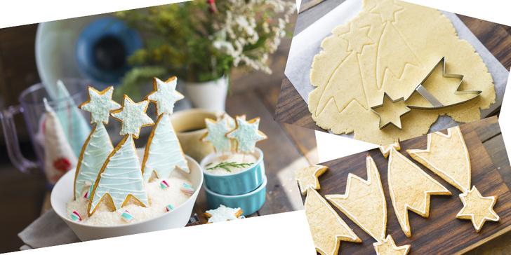 Фото №1 - Как приготовить наивкуснейшие новогодние печенюшки?