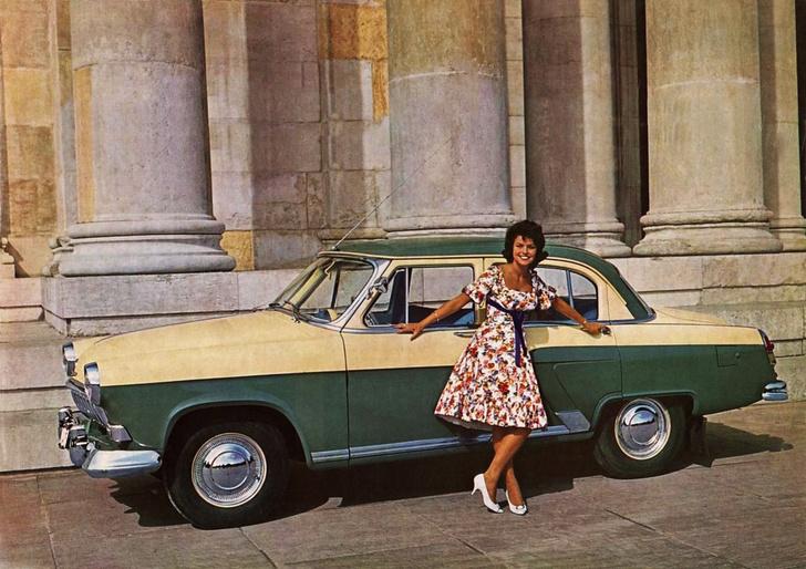 Фото №7 - Знак качества: 5 самых красивых отечественных автомобилей, которые можно было купить