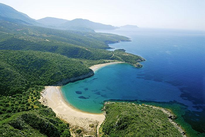 Фото №1 - Семейный отдых в Греции