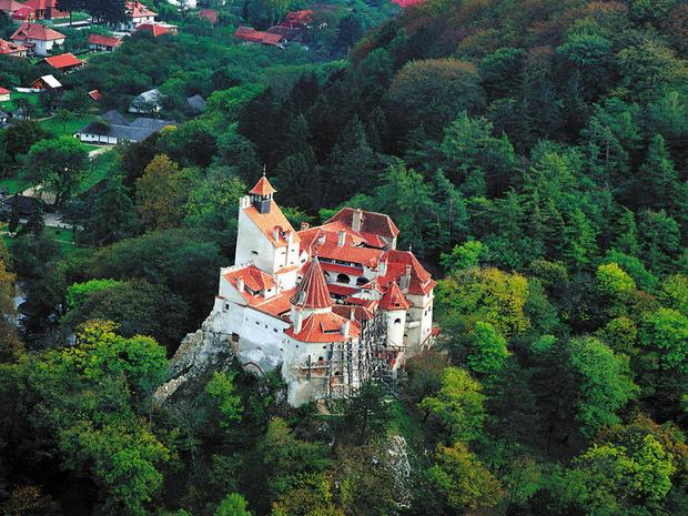 Фото №9 - Самые красивые замки мира