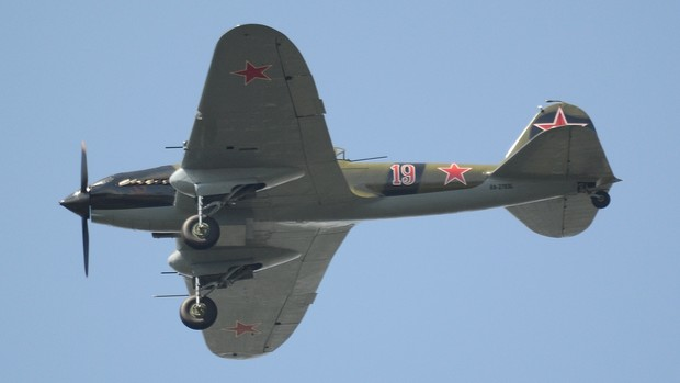 Фото №5 - Летающий танк или летающий гроб? 6 железных фактов о штурмовике Ил-2