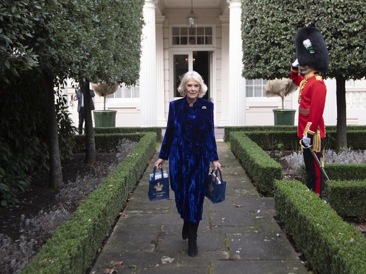 Фото №3 - Почему Рождество— самое непростое время года для герцогини Камиллы