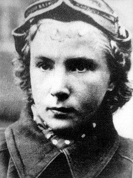 Лилия Владимировна Литвяк (1921-1943)