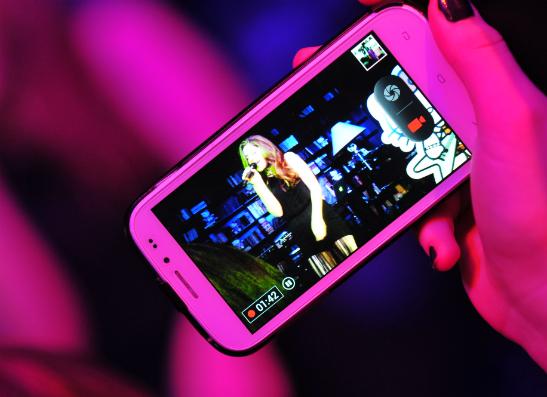 Фото №1 - ELLE girl на вечеринке Hello Kitty Party