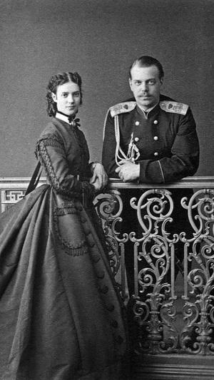 Фото №9 - Невеста двух цесаревичей: надежды, слезы и изгнание императрицы Марии Федоровны